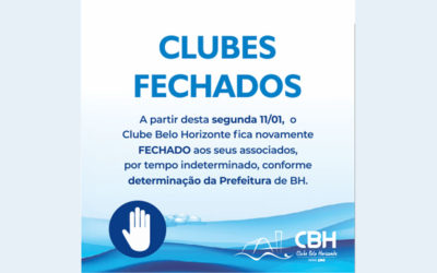 CBH Informa: Clubes Fechados
