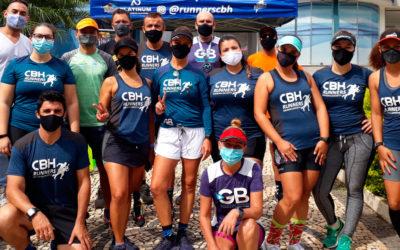 O CBH Runners está de uniforme novo!