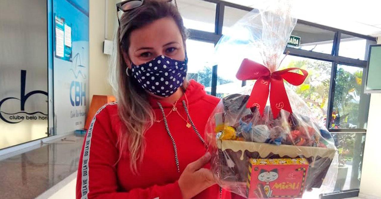 Krizia Dias Drosghic - Mais Sorteios em Comemoração ao Aniversário do CBH!