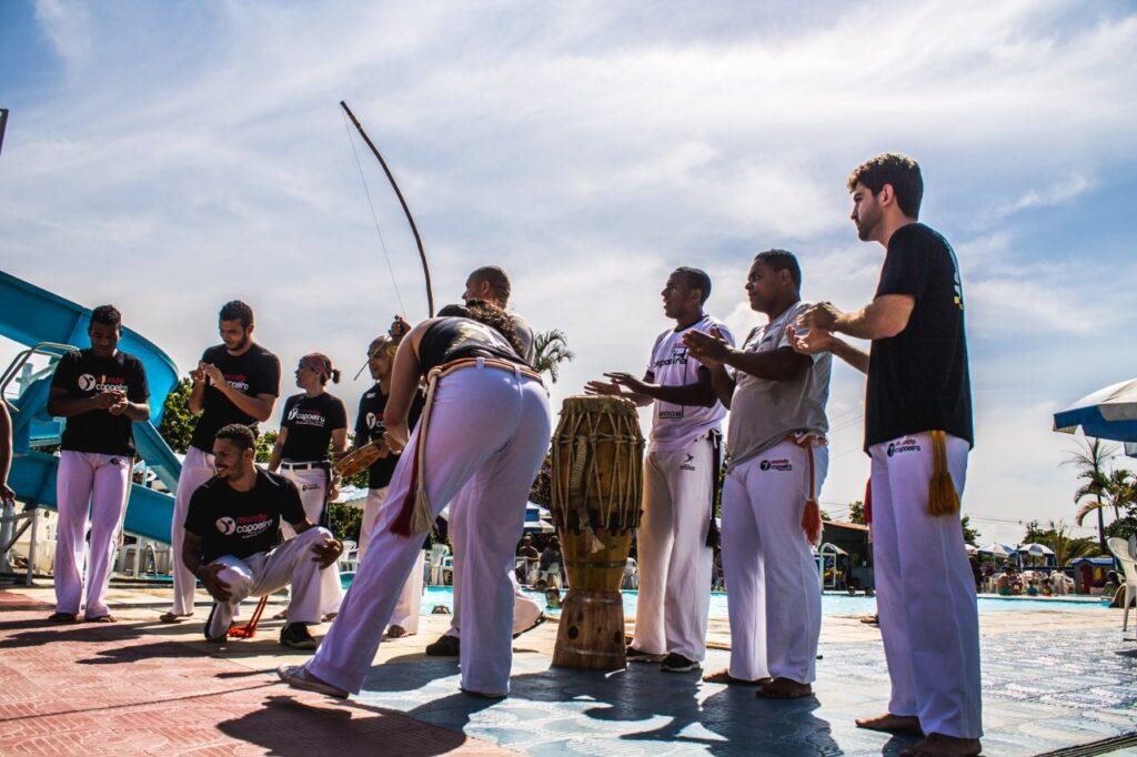 Capoeira do CBH