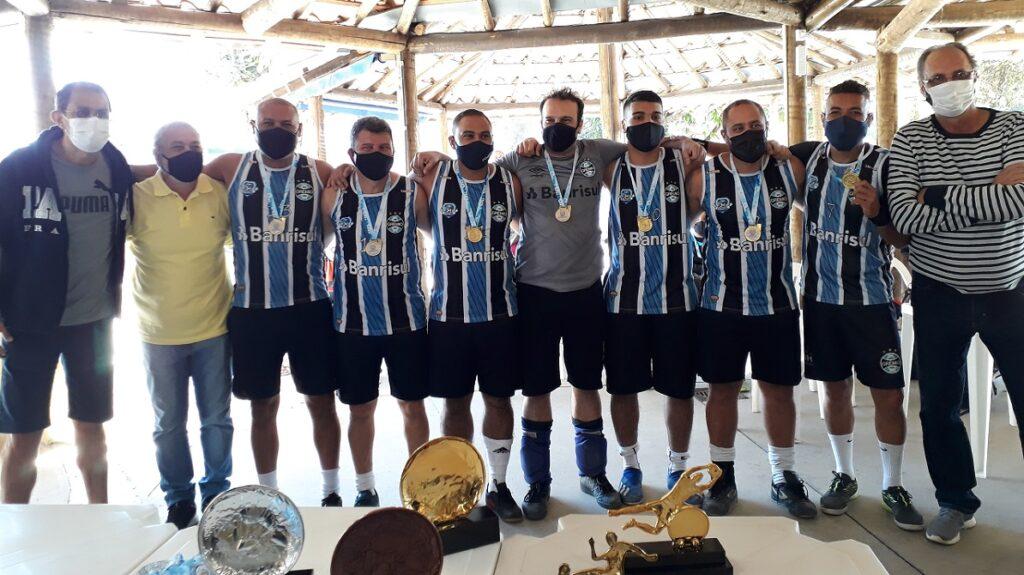 1° Lugar: Grêmio