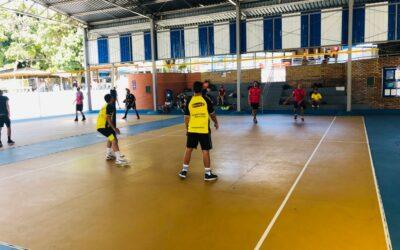 Torneio de Peteca Pais e Filhos 2021